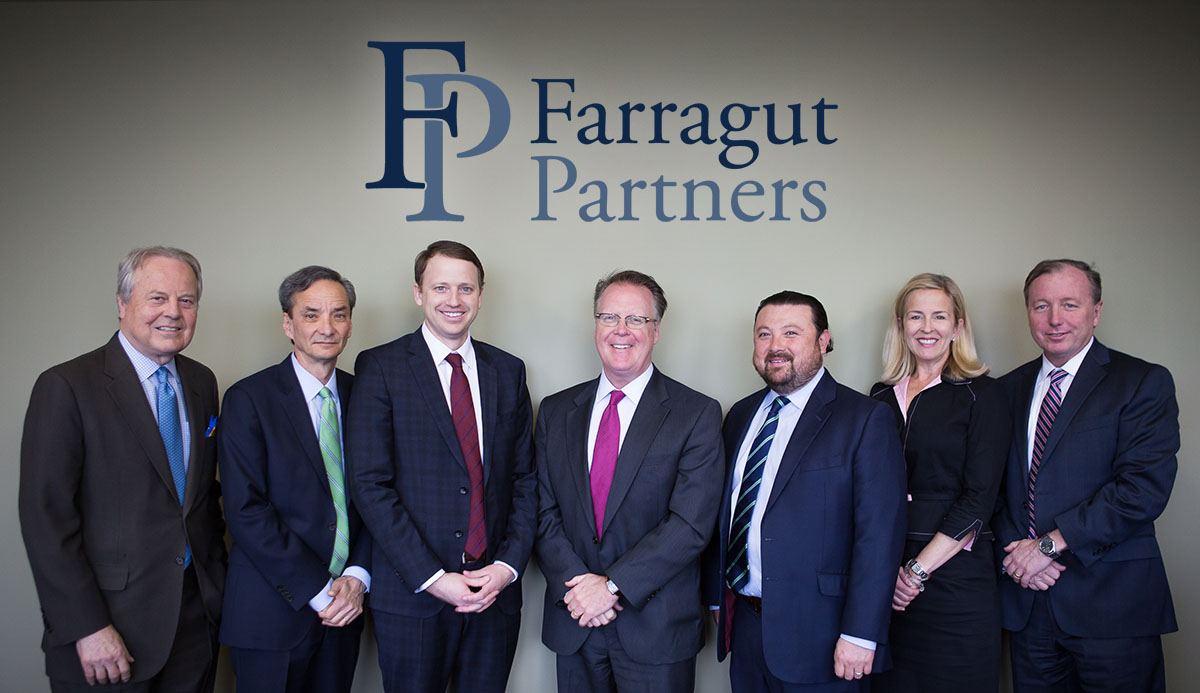 Farragut Partners government relations firm team in Washington DC
